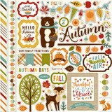 Fall is in the Air: Element Sticker Sheet