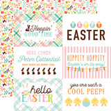 Hello Easter: 4X6 Journaling Cards