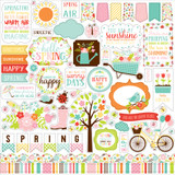 Hello Spring: Element Sticker Sheet
