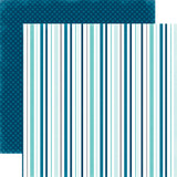 Hello Winter: Chilled Stripes