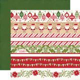 I Love Christmas: Border Strips