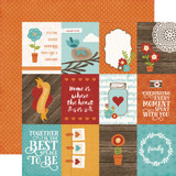 I Love Family: 3x4 Journaling Cards
