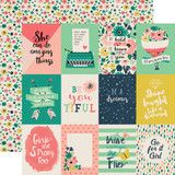 Just Be You: 3x4 Journaling Cards