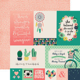 Just Be You: 4x6 Journaling Cards