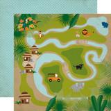 Jungle Safari: Jungle Map