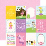 Perfect Princess: 3x4 Journaling Cards
