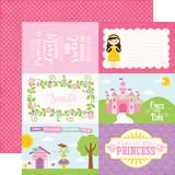 Perfect Princess: 4x6 Journaling Cards