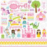 Perfect Princess: Element Sticker Sheet