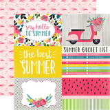 Summer Fun: 4x6 Journaling Cards