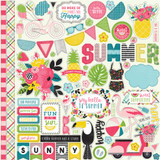 Summer Fun: Element Sticker Sheet