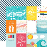 Summer Party: Journaling Cards