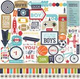 That's My Boy: Element Sticker Sheet
