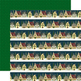 Twas the Night Before Christmas Vol. 1: Christmas Cottage Border Strips