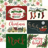 Twas the Night Before Christmas Vol. 1: 4x6 Journaling Cards