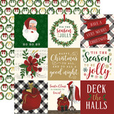 Twas the Night Before Christmas Vol. 1: 4x4 Journaling Cards