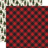 Twas the Night Before Christmas Vol. 2: Red Buffalo Plaid