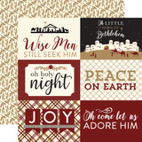 Wise Men Still Seek Him: 4x6 Journaling Cards