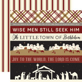 Wise Men Still Seek Him: Border Strips