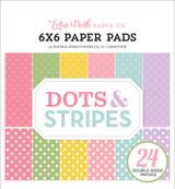 Dots & Stripes: Spring 6X6 Paper Pad
