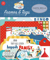 Family Night: Frames & Tags