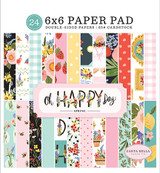 Oh Happy Day: 6x6 Paper Pad