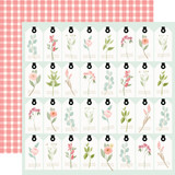 Farmhouse Market: Tags 12x12 Patterned Paper