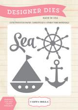 Sea, Ship & Anchor Die Set