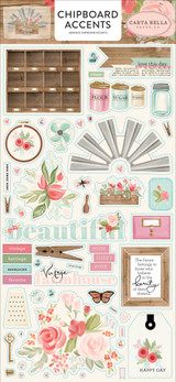 Farmhouse Market: 6x13 Chipboard Accents