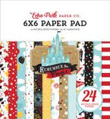 Remember the Magic: 6x6 Paper Pad