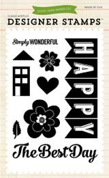 Happy Family 4x6 Stamp Set