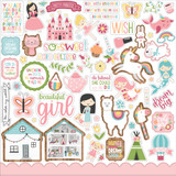 All Girl: Element Sticker