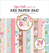 All Girl: 6x6 Paper Pad