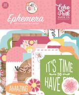 All Girl: Ephemera
