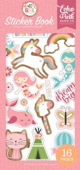All Girl: Sticker Book