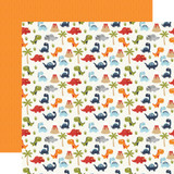 All Boy: Dino-Mite 12x12 Patterned Paper