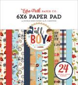 All Boy: 6x6 Paper Pad