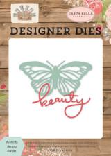 Farmhouse Market: Butterfly Beauty Die Set
