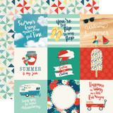 Good Day Sunshine: 4x4 Journaling Cards 12x12 Patterned Paper
