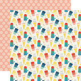 Good Day Sunshine: Sweet Treat 12x12 Patterned Paper