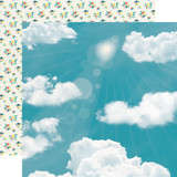 Good Day Sunshine: Sunny Day 12x12 Patterned Paper