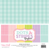 Dots & Stripes Gingham: Spring Gingham Collection Kit