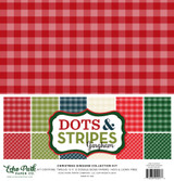 Dots & Stripes Gingham: Christmas Gingham Collection Kit
