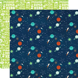 Imagine That Boy: Lost in Space 12x12 Patterned Paper