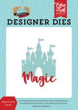 Remember the Magic: Magical Castle Die Set