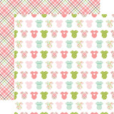 Sweet Baby Girl: Bundle of Joy 12x12 Patterned Paper