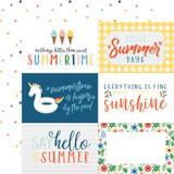 Summertime: 6X4 Journaling Cards