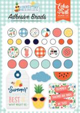 Summertime: Decorative Brads