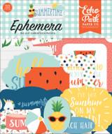 Summertime: Ephemera