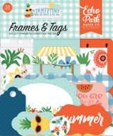 Summertime: Frames & Tags