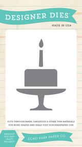 Birthday Cake Die Set
